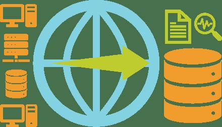 SYSLOGデータ保管システム(解析サービス付き)